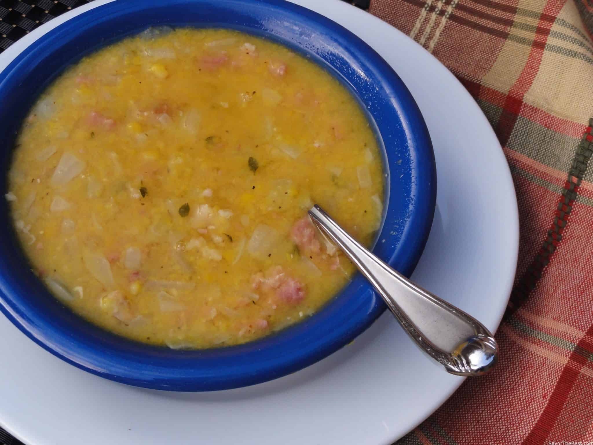 Swedish Yellow Split Pea Soup - Savor the Best