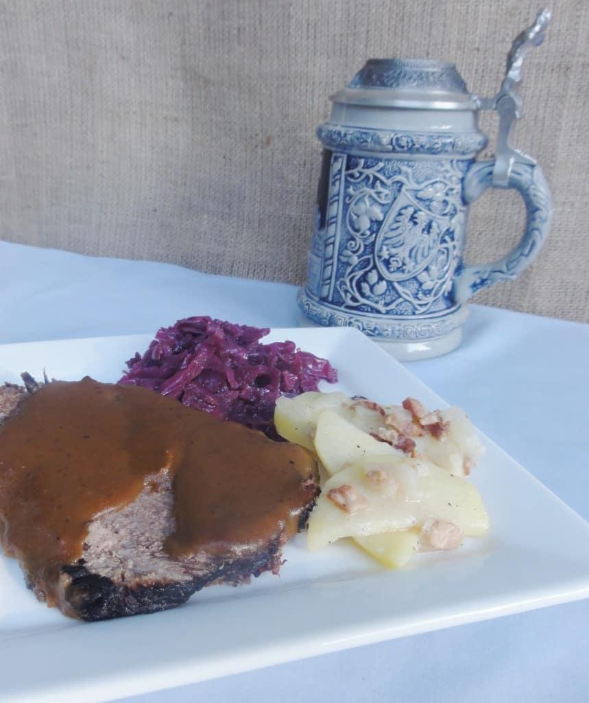 Sauerbraten (German Pot Roast)