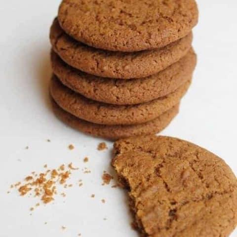 Gingersnap Cookies