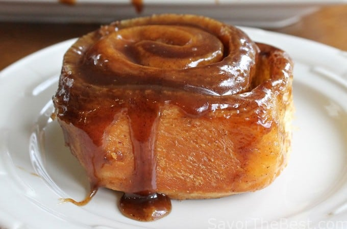 Sticky Gooey Cinnamon Rolls - Savor the Best