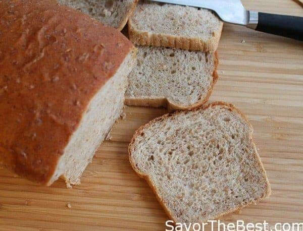 cracked wheat bread has a nutty, wholesome chew of cracked wheat and it tastes wonderful on morning toast or in a sandwich. This is a soft sandwich bread made from scratch.