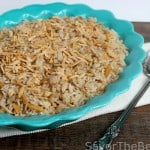 Basmati Rice Pilaf with Toasted Almonds
