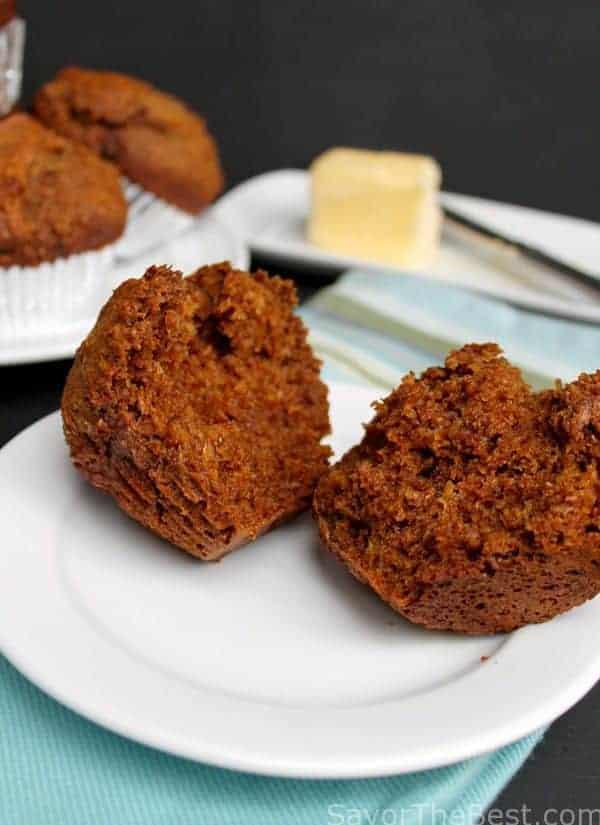 Nebraska Bran Muffins