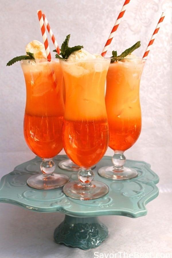 Orange Creamsicle Soda