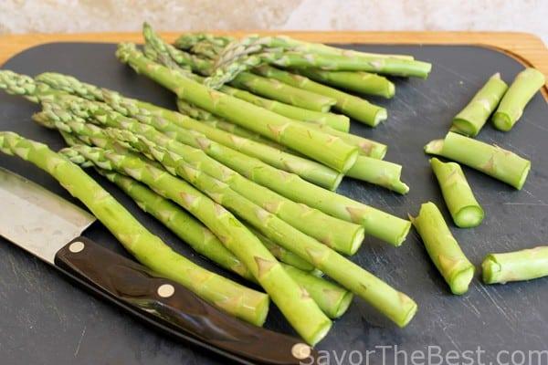 Roasted Asparagus - Savor The Best