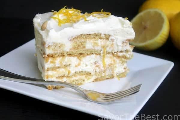 Lemon-Cream-Ice-Box-Cake