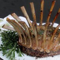Crown Roast Rack of Lamb