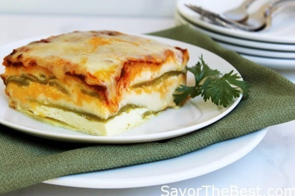 Chili Relleno Casserole - Savor the Best