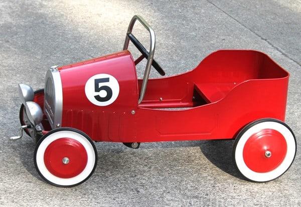Peddle-Car