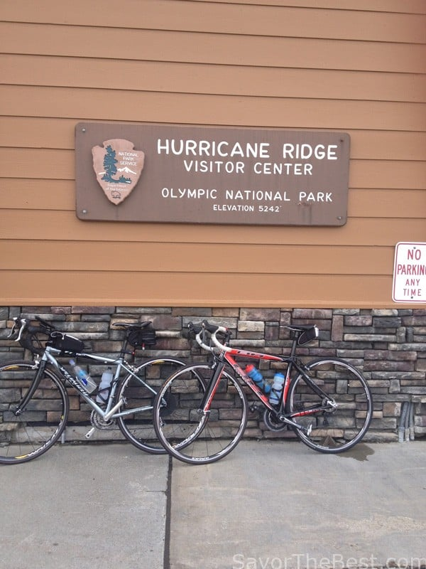 Hurricane Ridge Ride