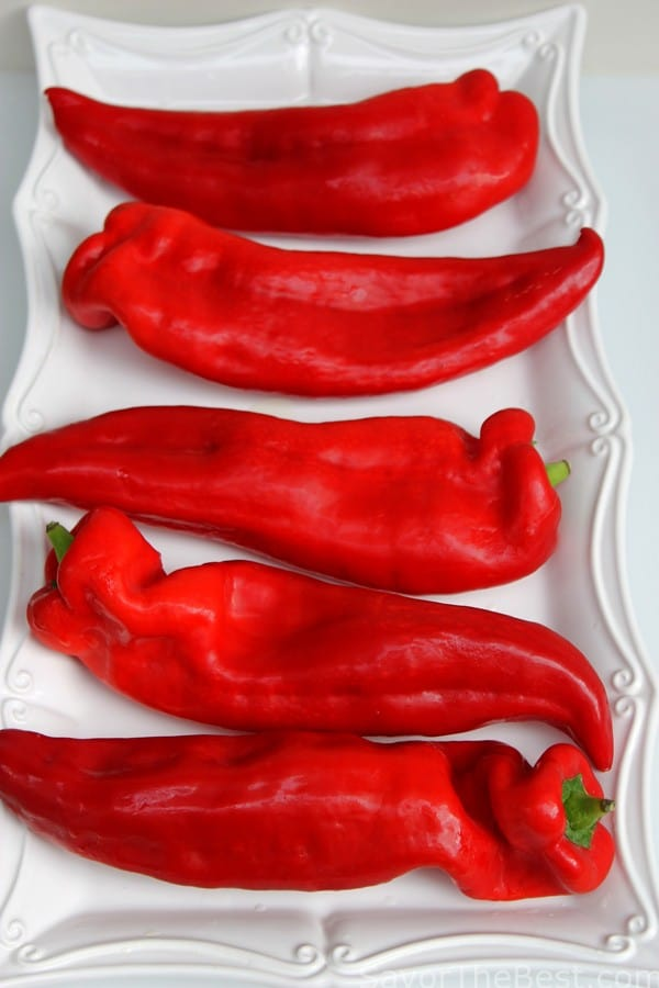 Italian Sweet Peppers