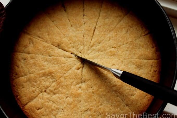 Oatmeal Shortbread - Savor the Best