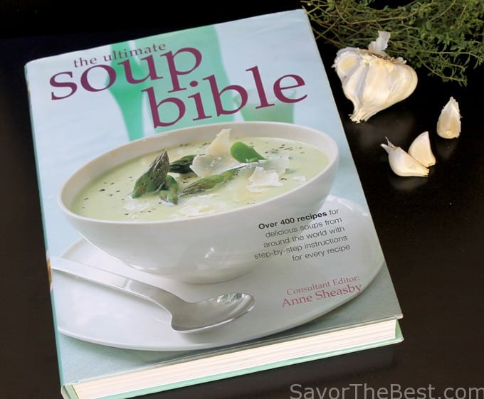 Soup Bible book