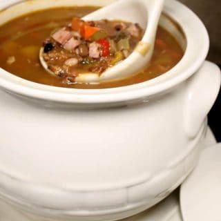 Big Bean Soup