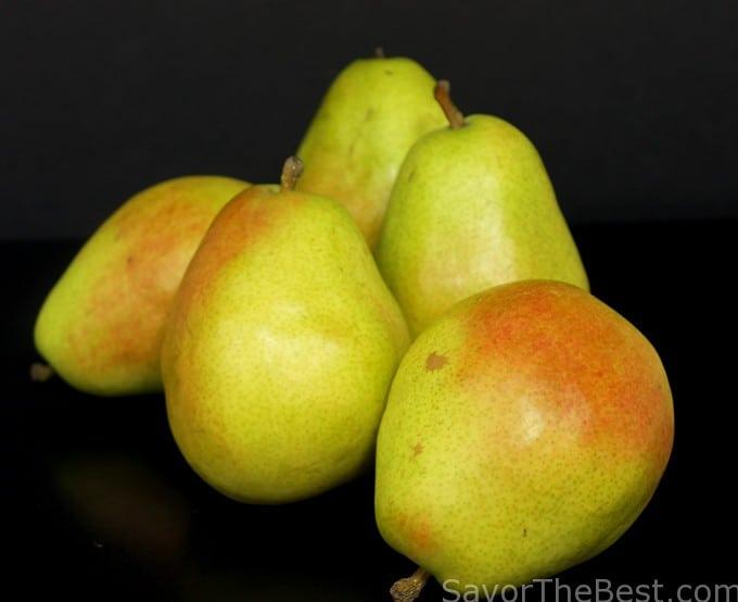 Pear Paste