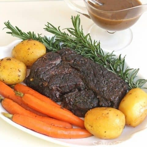 Herbed Pot Roast