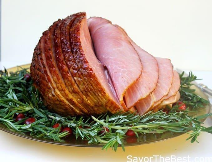 Cooked Ham Room Temperature