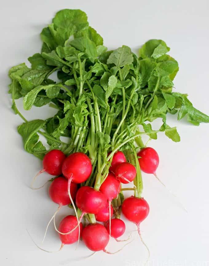 Red Radish Salad
