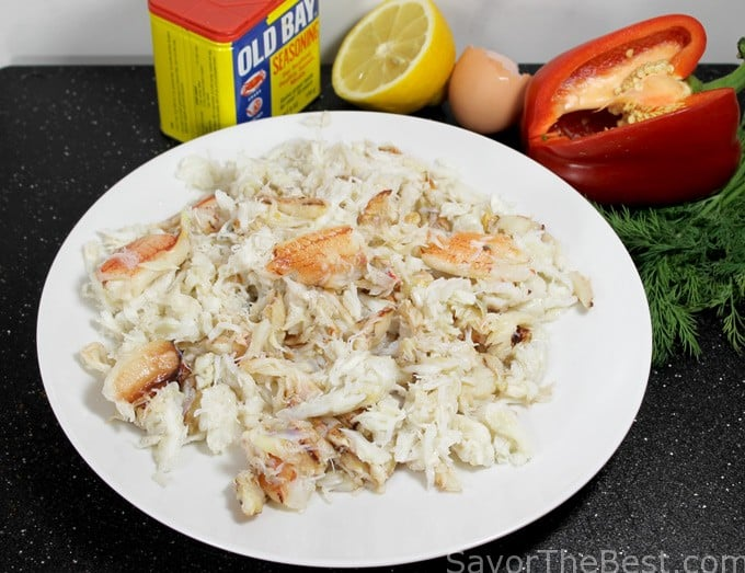 Dungenes Crab Cakes