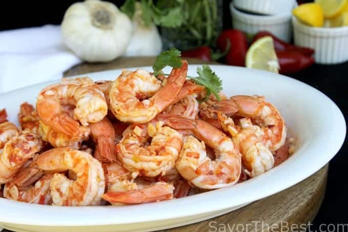 Firecracker Shrimp - Savor the Best
