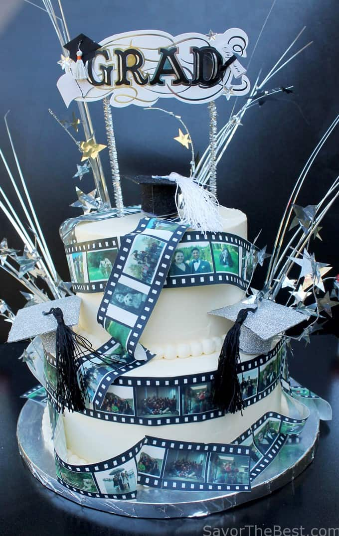 film strip cakes
