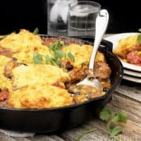 Chipotle Pork Skillet Dinner