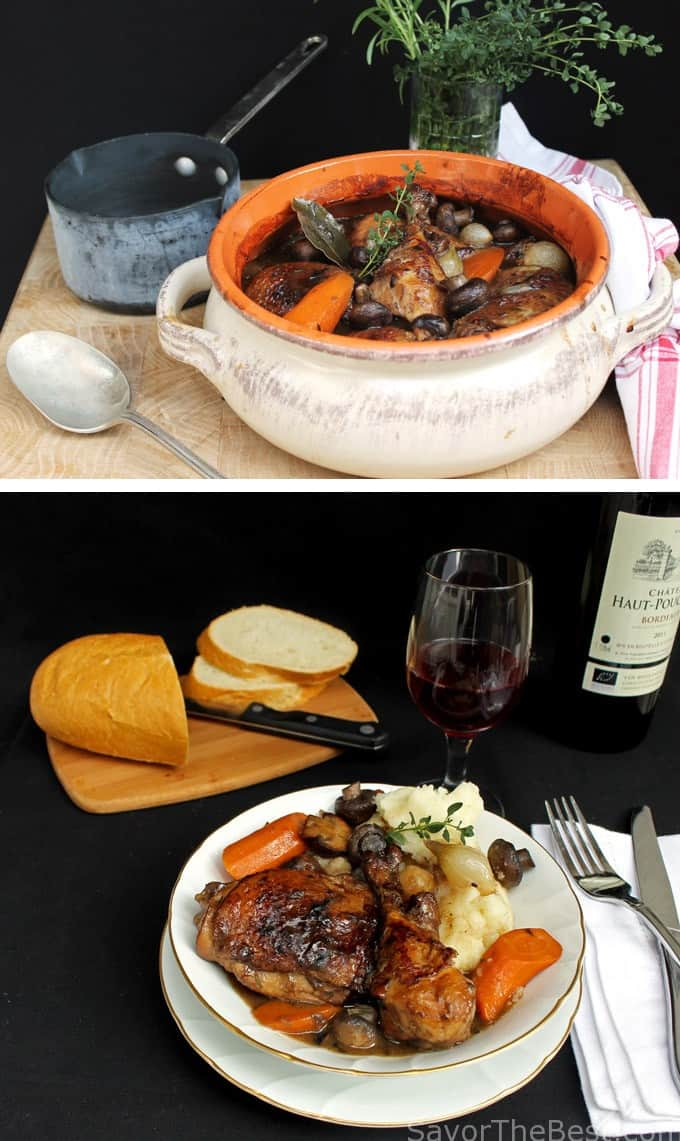 Coq au vin savor the best forumfinder Image collections