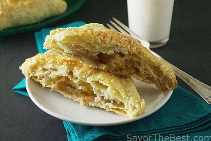 Apple-Ginger Hand Pies