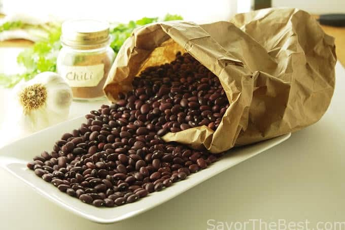 Chili Beans with Beef