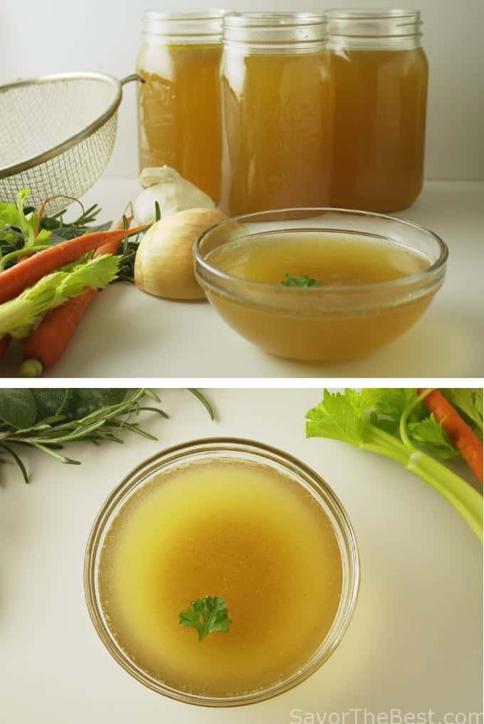 best chicken bone broth