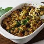 Sage, Lemon and Mushroom Stuffing