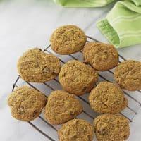 Whole Grain Einkorn Chocolate Chip Cookies