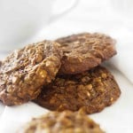 Ancient Grain Apple Breakfast Cookies
