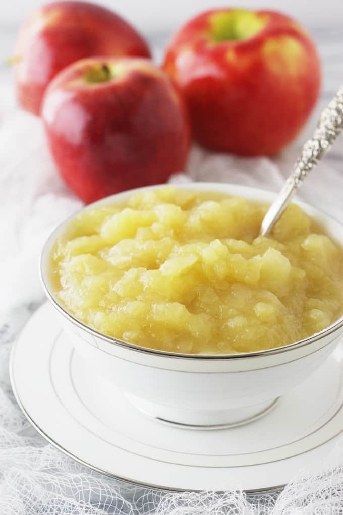 Chunky Applesauce - Savor the Best