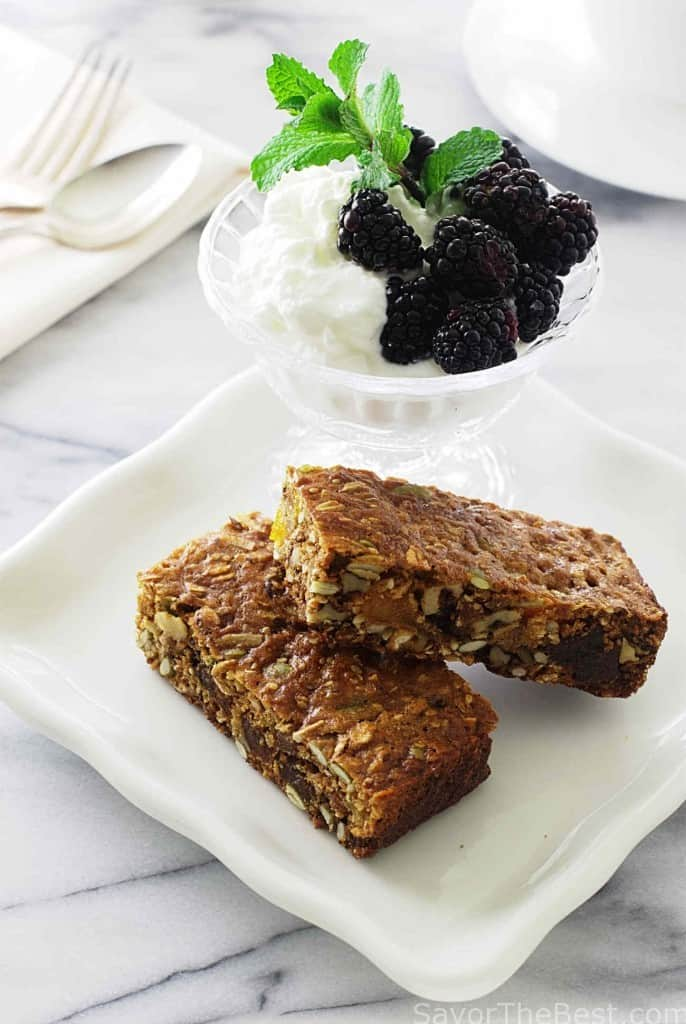 Ancient Grains Breakfast Bars