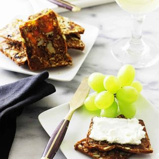 Ancient Grains Gourmet Crackers