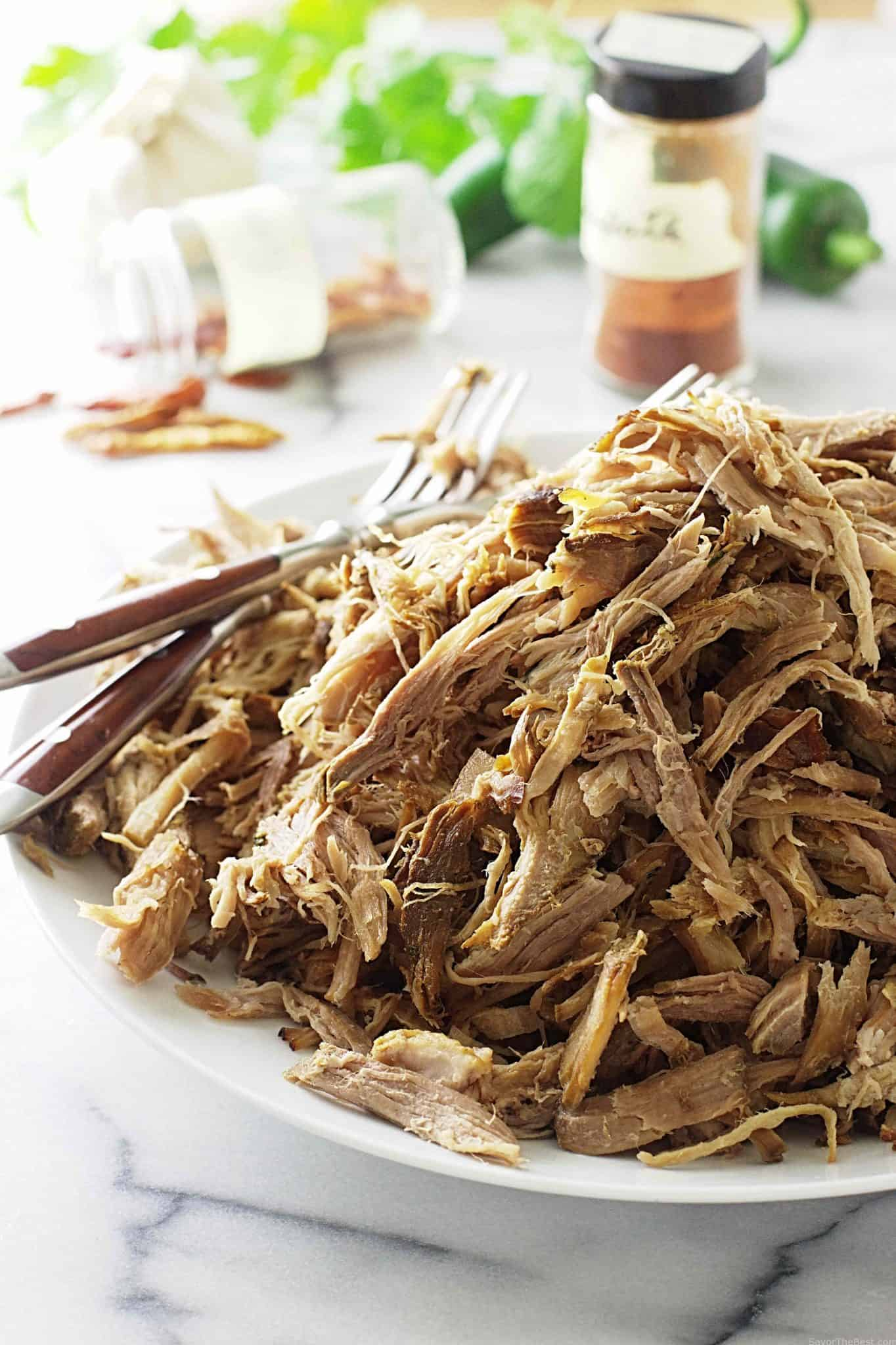 Canned pulled pork recipe