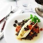 Spicy Tilapia Recipe with Wild Rice