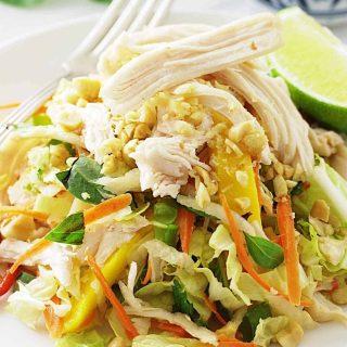 Saigon Chicken Salad