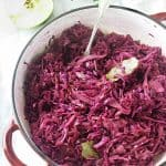 Red Cabbage with Apples (Rotkohl mit Apfeln)