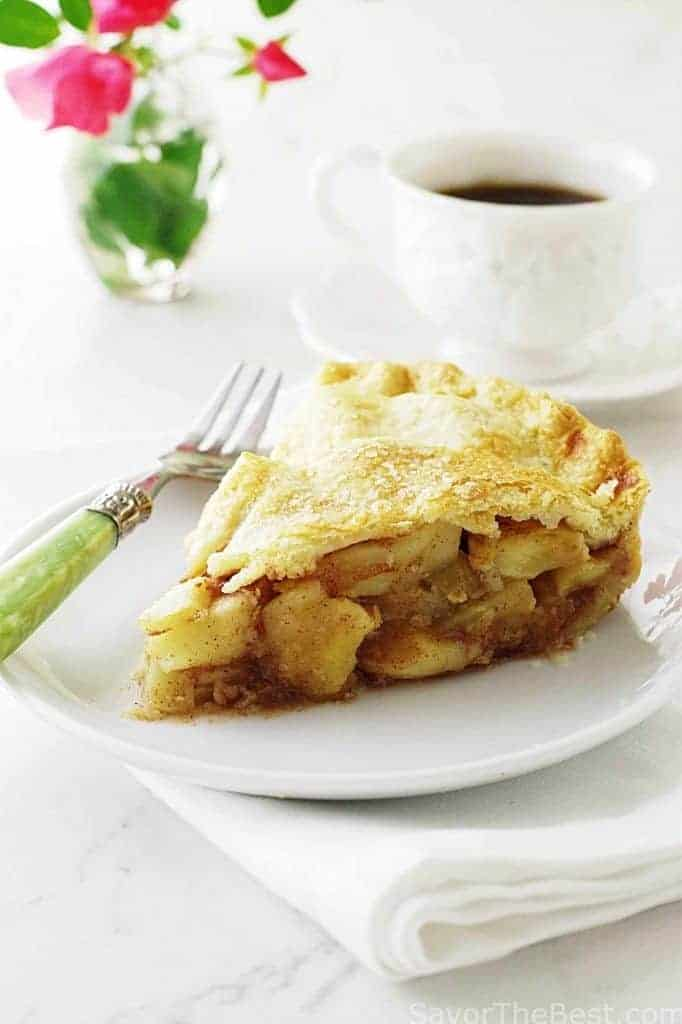 Apple Pie with Einkorn Crust