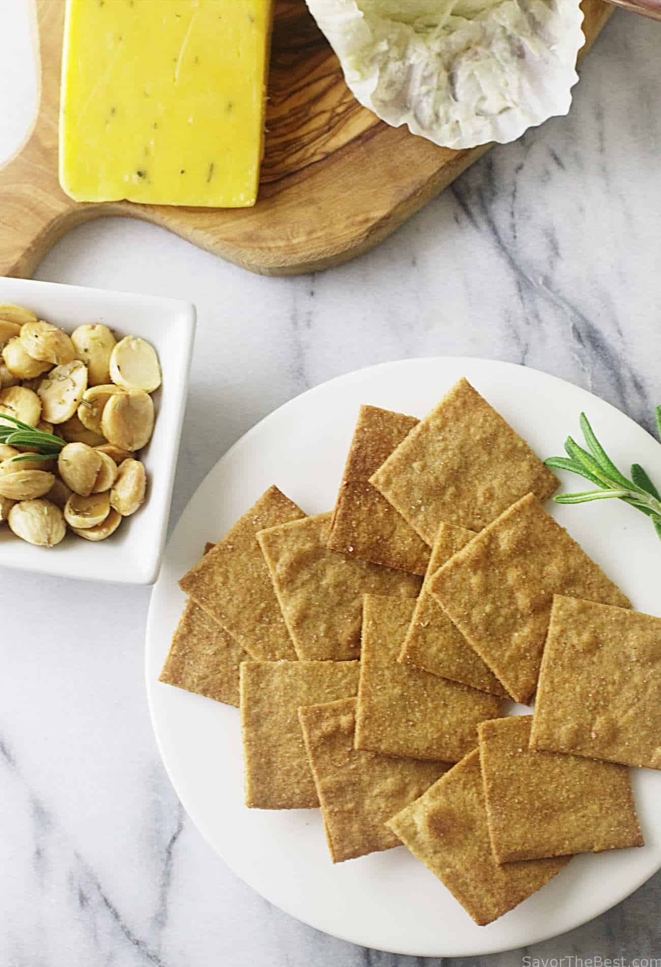 einkorn wheat thins