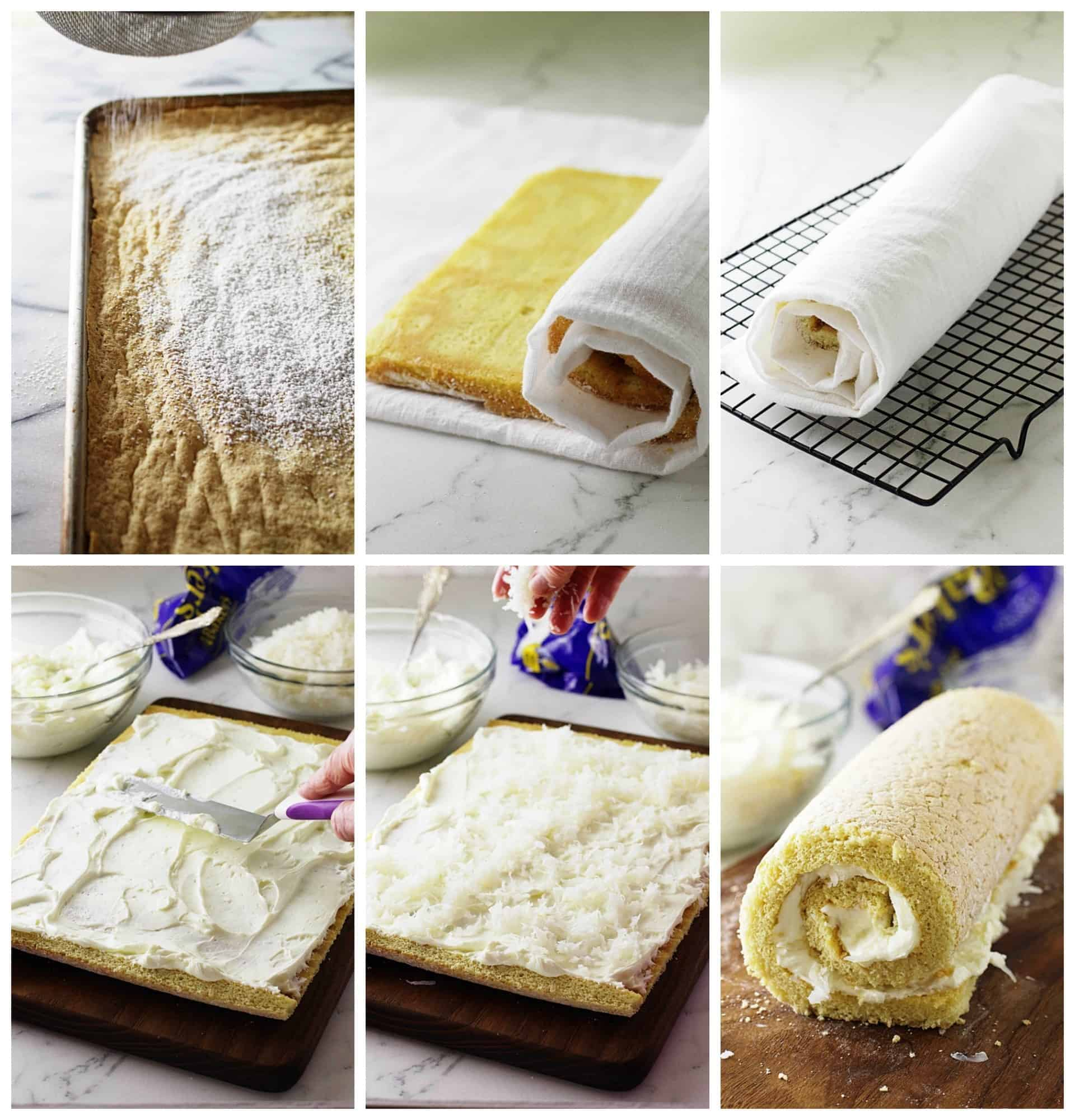 How To Make A Cake Roll Without Cracking