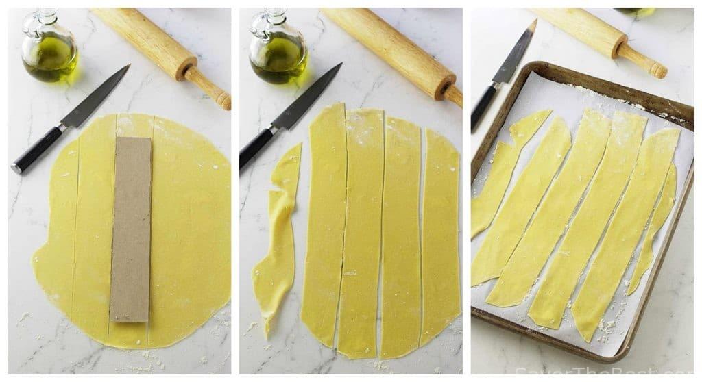 making-einkorn-lasagna-noodles