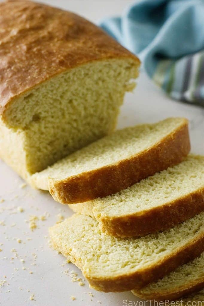 Einkorn milk and honey bread
