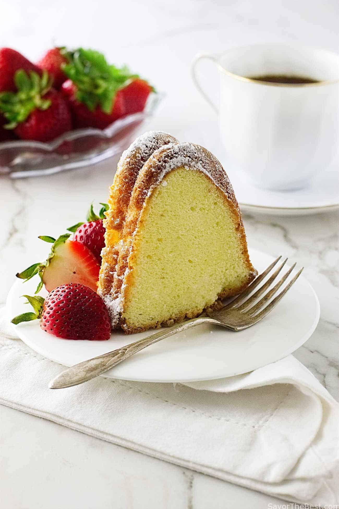 Cream Cheese Pound Cake No Butter