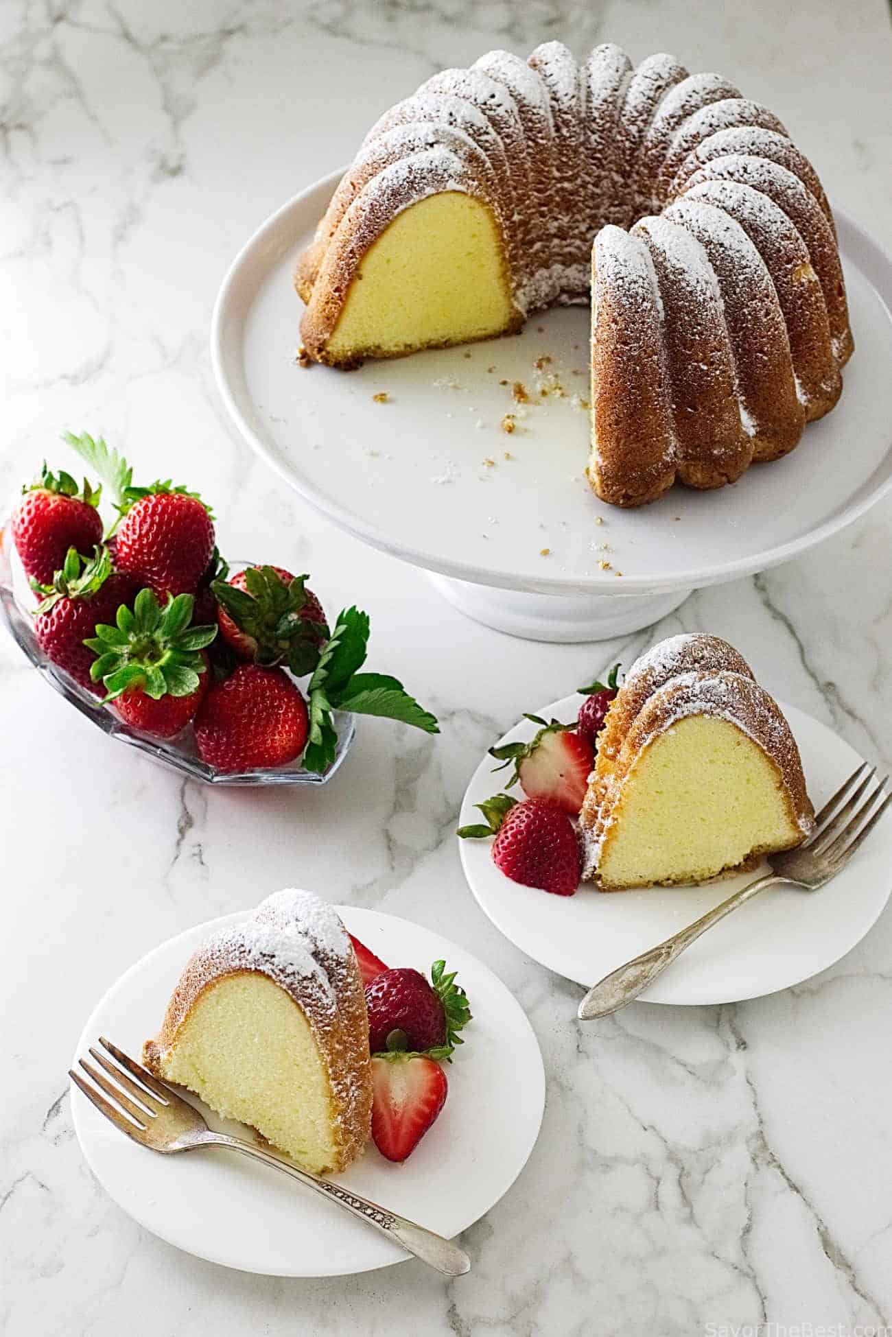 Old Fashioned Cream Cheese Pound Cake Savor The Best