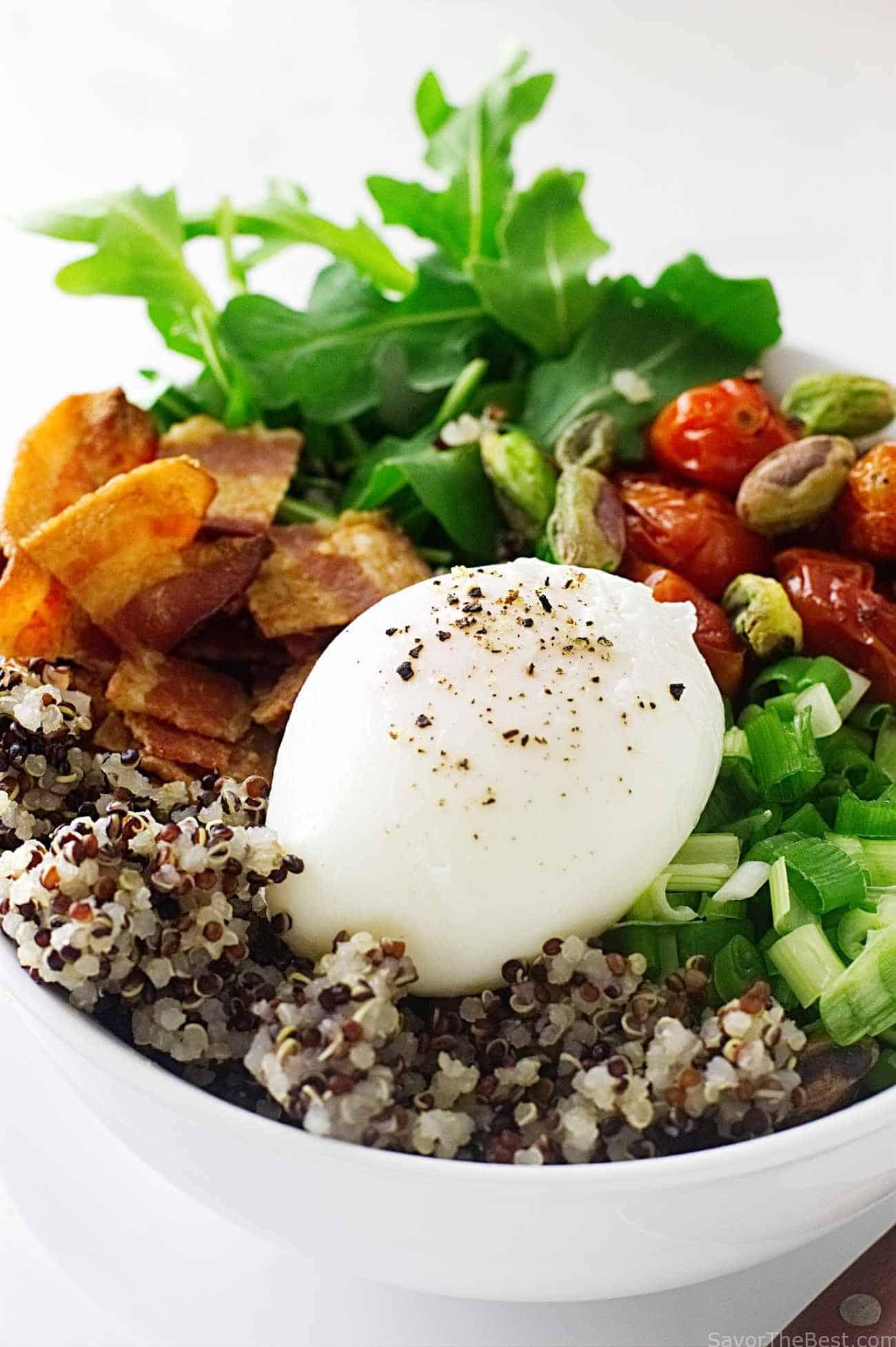 Quinoa Breakfast Bowl - Savor the Best