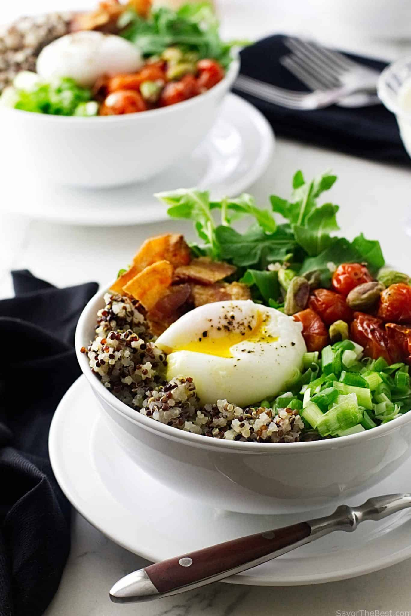 Quinoa Breakfast Bowl Savor The Best