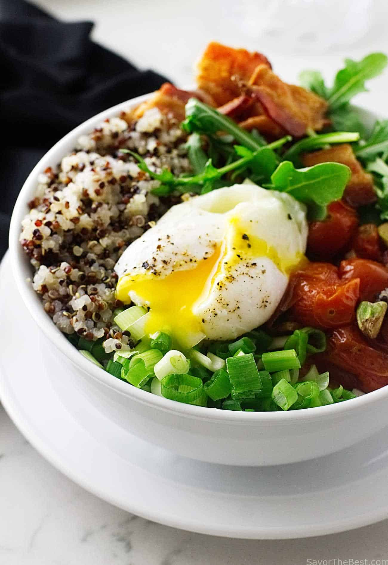 quinoa breakfast bowl quinoa breakfast bowl savor the best 30463